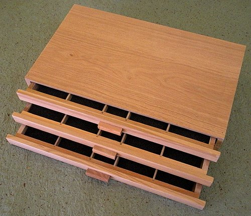 3-drawer-wood-pastel-storage-box-15-3-4-x-9-1-2-x-3-1-2-inches