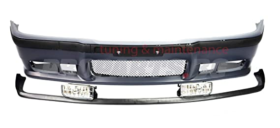 Proparts E36 M Sport M3 - Parachoques delantero para Saloon Estate: Amazon.es: Coche y moto