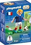 Playmobil Buildable Figure Soccer Player France