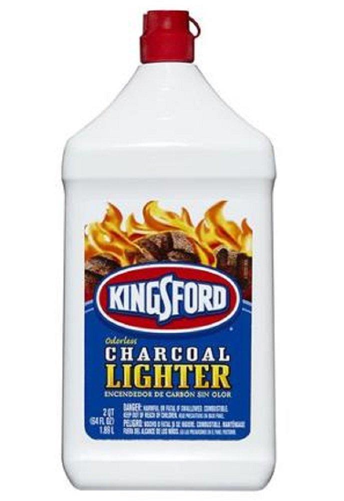 Kingsford 71175 Charcoal Lighter Fluid Bottle, 32 oz KFCL32