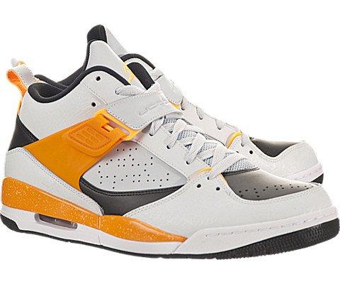 Nike Jordan Men s Jordan Flight 45 Pr Pltnm Atmc Mng White Kmqt Basketball  Shoe 12 Men US - Buy Online in Oman.  ddf3c3e94