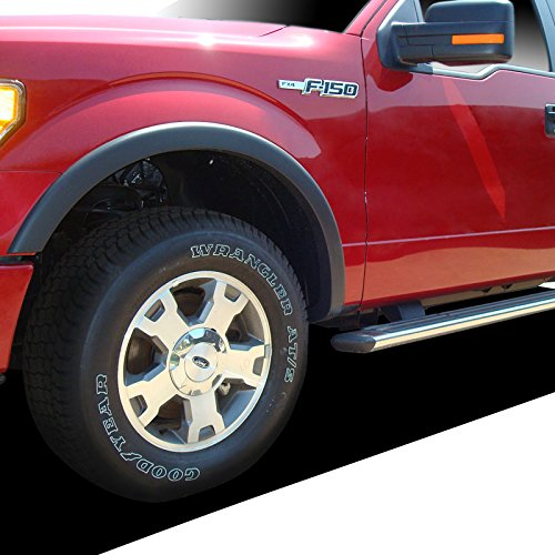 Dawn Enterprises FF5-F15004 Fender Flares Compatible with Ford F-150