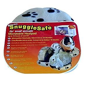 Amazon.com: SnuggleSafe Microondas Tapa de Heatpad con forro ...