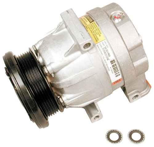 Delphi CS0051 Air Conditioning Compressor ()