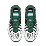 NIKE Train Speed 4 AMP NFL New York Jets Limited Edition Shoes Size 14 - White & Green