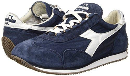 Diadora Heritage Equipe Stone Wash60062 Sneaker Blu 40,5 Uomo