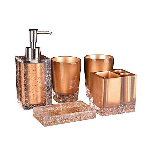 Copper Bathroom Accessories - 1