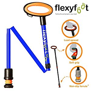 Amazon.com: flexyfoot – Bastón plegable y ajustable con ...