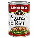 LA PREFERIDA RICE SPANISH CAN, 15 OZ 3cans