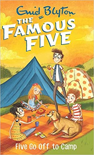 Buy Five Go Off to Camp: 7 (The Famous Five Series) Book Online at ...