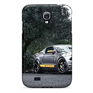 Quality Williams6541 Case Cover With Ford Mustang Tuning Wallpaper Nice Appearance Compatible With Galaxy S4