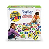 Learning Resources Math Marks the Spot, A Math ActivIty Mat