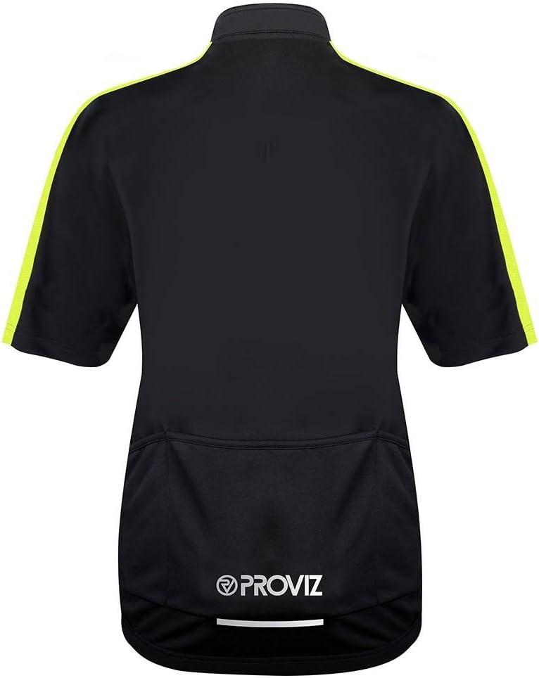 Proviz Sportive Womens Short Sleeve Cycling Jersey