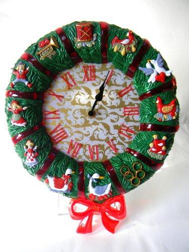 Avon Plastic Clock - 1