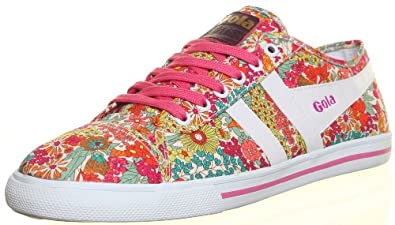 Image Unavailable. Image not available for. Colour  Gola Classics Jasmine  Liberty Womens Other Fabric Trainers 8737e7ea3