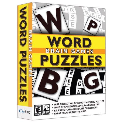 Price comparison product image Brain Games: Word Puzzles - PC