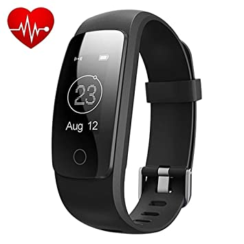 MDMMBB Fitness Tracker Smartwatch Relojes de Pulsera Mujeres ...