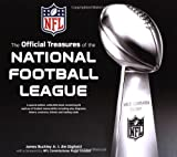 Official Treasures of the National Football League (NFL) by Jim Buckley, Jim Gigliotti (2009) Hardcover