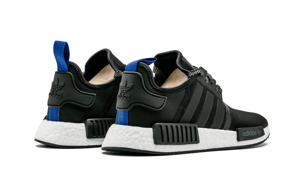 aecebbcff adidas NMD R1 Blue Tab - Core Black - S31515- Size 11.5  0889765267015   Amazon.com  Books