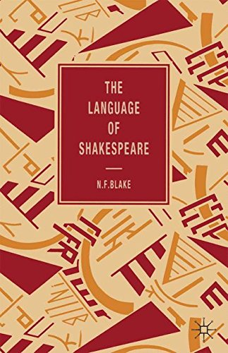 The Language of Shakespeare (The Language of Literature) by Brand: MacMillan Publishing Company.