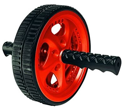 Valeo Ab Roller Wheel, Exercise And Fitness Wheel With Easy Grip Handles For Core Training And Best Abdominal Workout