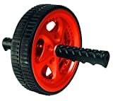 Valeo Ab Wheel With Easy Grip Handles To Prevent Slippage And 2 Non-skid Wheels For Added Stability