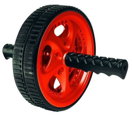 Valeo Ab Roller Wheel, Exercise And Fitness Wheel With Easy Grip Handles For Core Training And Abdominal Workout