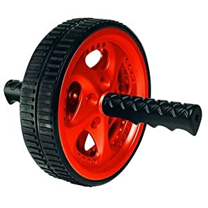 Ab Roller Wheel, Exercise And Fitness Wheel With Easy Grip Handles For Core Training And Abdominal Workout