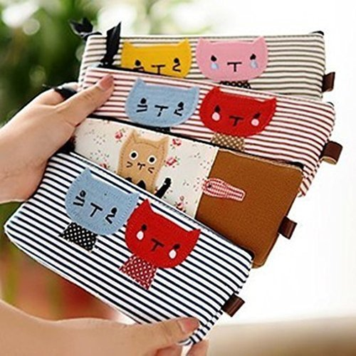 Kitten Pencil/Makeup Bag 95¢ E...