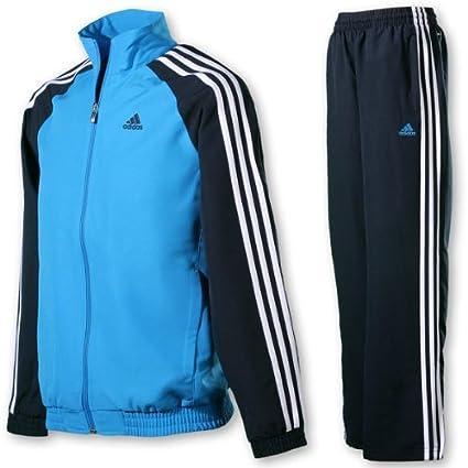 Adidas Essentials 3 Stripes Kinder Trainingsanzug (M 152
