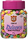 Cake Mate Decor-circle, 87gm, 12-count