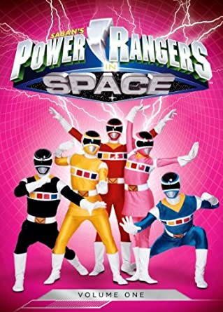 Power Rangers in Space 1 [DVD] [Import]