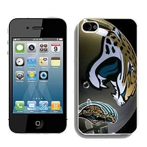 NFL Jacksonville Jaguars Iphone 4s or Iphone 4 Case Popular By zeroCase