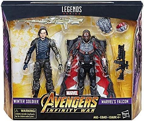 Marvel Legends Series Infinity War WINTER SOLDIER Figure