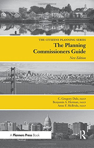 Planning Commissioners Guide (The Citizens Planning)