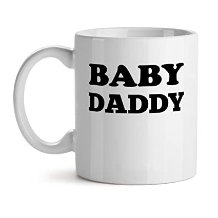 Amazon.com: Baby Daddy Father Proud Family Love Quote - Mad ...
