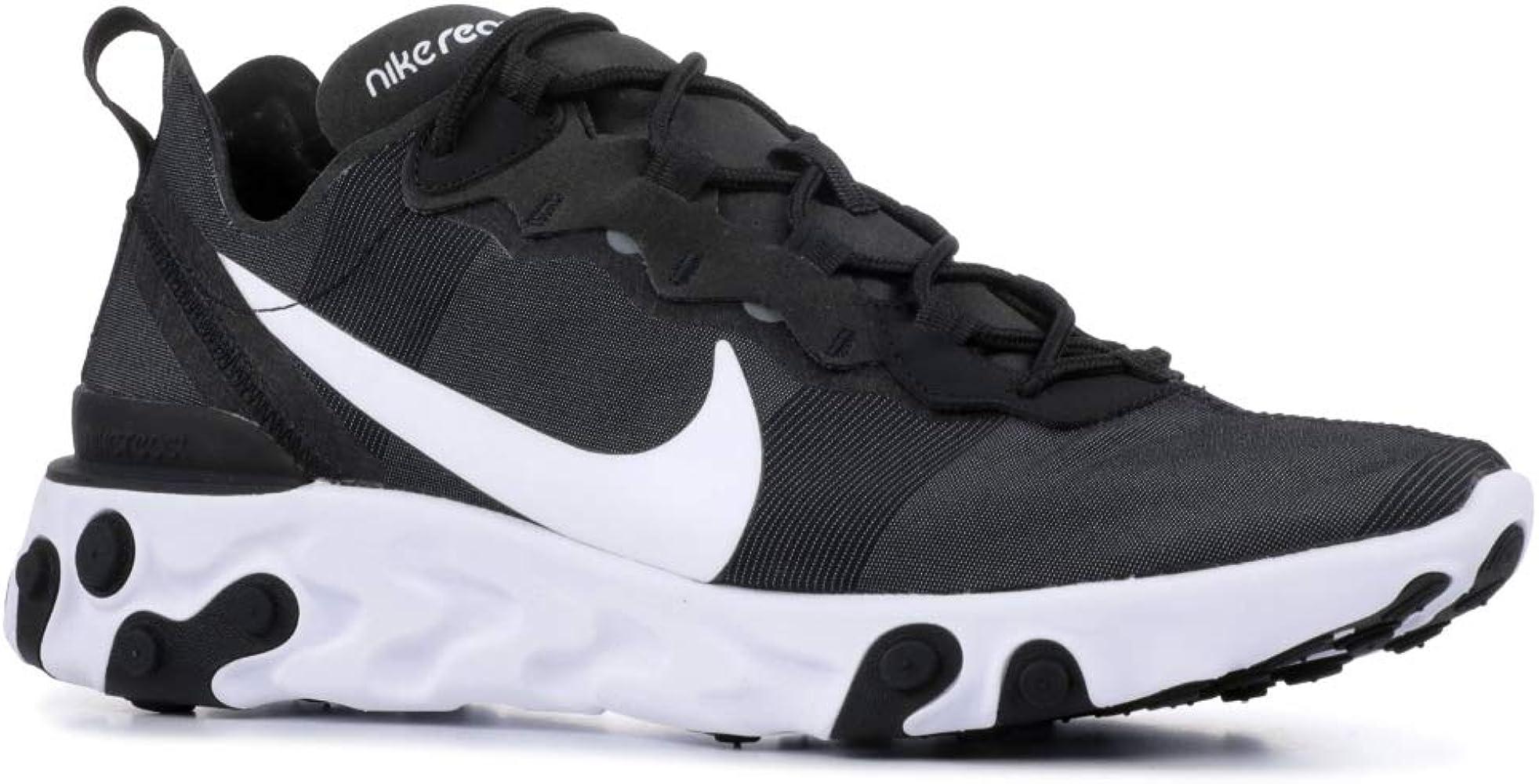 Nike React Element 55, Zapatillas de Running para Hombre: Amazon.es: Zapatos y complementos