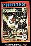 1975 Topps # 185 Steve Carlton Philadelphia Phillies (Baseball Card) Dean's Cards 3 - VG Phillies