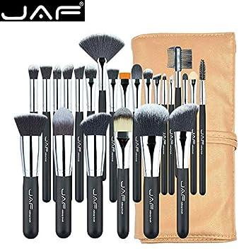46cc6cb942a JAF 24pcs Professional Makeup Brushes Set Make Up Brushes Full Function  Studio Synthetic Make-up