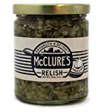 McClure's Garlic Relish 9oz