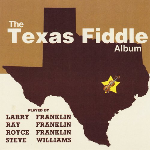 LARRY FRANKLIN - Texas Fiddle Album - CD - BRAND NEW/STILL SEALED  - $35.95