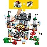 LEGO-Super-Mario-Battaglia-Finale-al-Castello-di-Bowser-Pack-di-Espansione-Giocattolo-Set-di-Costruzioni-71369