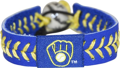 MLB Milwaukee Brewers Team Color Baseball