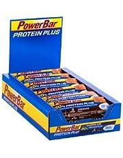 PowerBar Protein reep met caseïne, wei en sojaproteïne – eiwitreep, fitnessreep rijk aan vezels