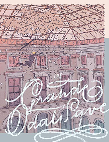 Book Cover: The Grande Odalisque