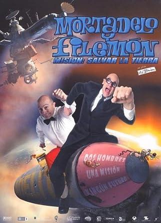 Mortadelo y Filemón. Misión: Salvar la tierra [DVD]: Amazon ...