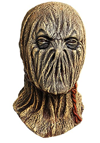 Fun Costumes Adult Scary Scarecrow Mask Standard -