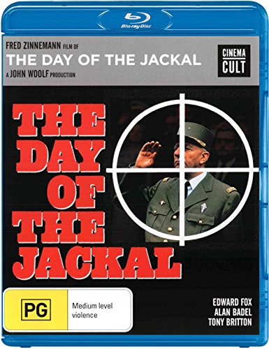 Day of the Jackal [Blu-ray]