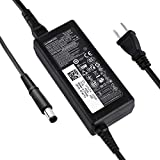 65W Ac Adapter Laptop Charger for Dell PA-12 Inspiron 15 5537 5547 7537 3537, Inspiron 15R 5520 5521 LA65NS2-01 098R6C 98R6C 06TMIC Notebook Compute with Power Cord Tip Size 7.45.0mm