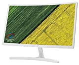Monitor Acer 23.6' LED Widescreen Curvo, Full HD, HDMI/VGA, FreeSync, Branco - ED242QR WI